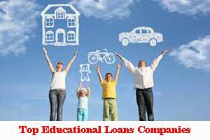 Top Educational Loans Companies In Ahmednagar