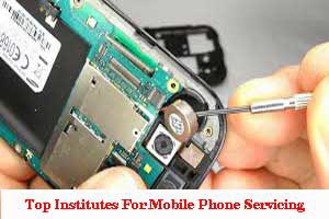 City Wise Best Mobile Phone Servicing Institutes In India