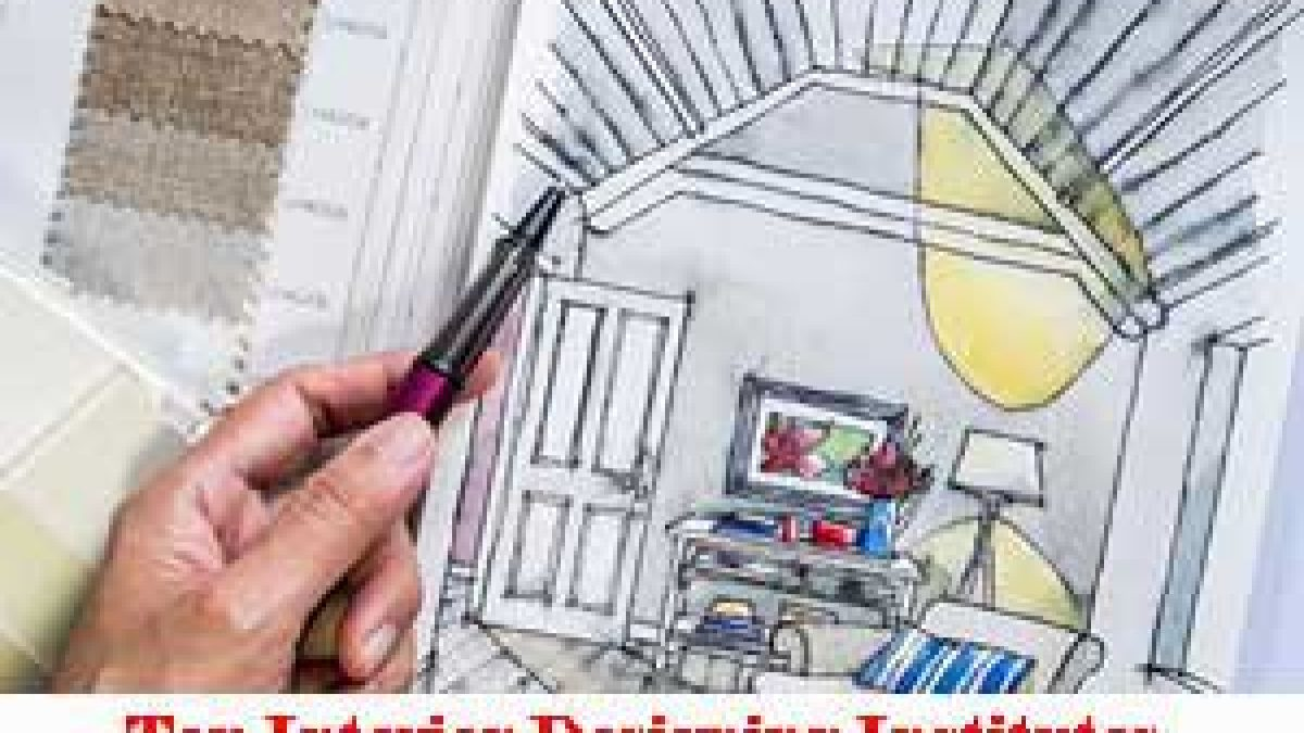 Top Interior Designing Institutes In Pune Know Best One In 2020