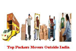 Top Packers Movers Outside India In Jaipur