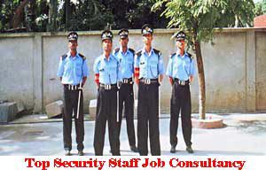 City Wise Best Security Staff Job Consultancy In India