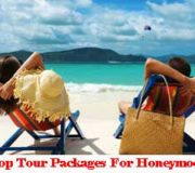 City Wise Best Honeymoon Tour Packages In India