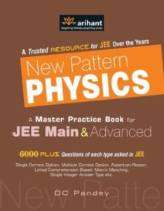 DC Pandey For Physics New Pattern For IIT