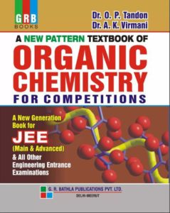 OP Tandon for Organic Chemistry