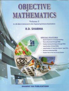 RD Sharma For IIT JEE Vol 1