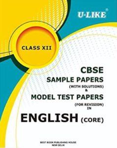 U Like for english cbse class 12th