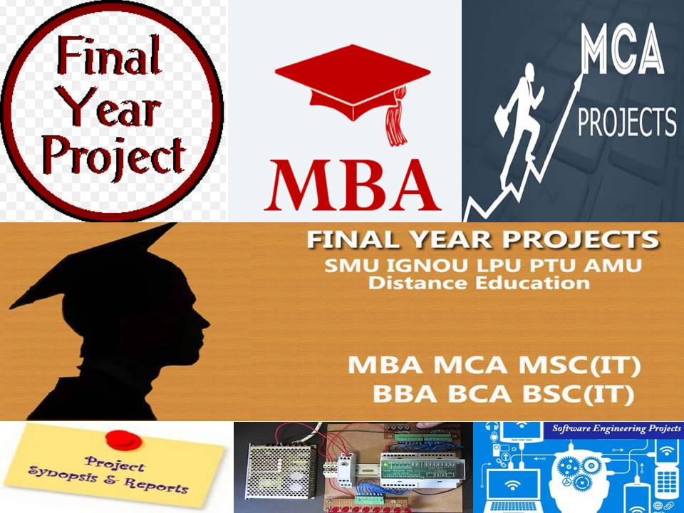 Free Download SMU MCA Final Year Project Synopsis and Report In 2018