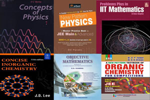 Best IIT JEE Main and Advanced Books