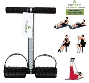 EasyHealth Single Spring Tummy Trimmer-Waist Trimmer-Abs Exerciser-Body Toner-Fat Buster