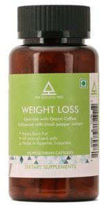 The Blessing Tree Weight Loss Supplement with Garcinia Cambogia & Green Coffee Beans Extract