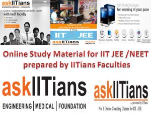 AskIITians - IIT JEE, NEET, SAT, CBSE, ICSE Prep