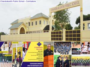 Chandrakanthi Public School Coimbatore
