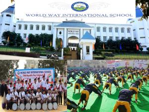 World Way International School Bhopal