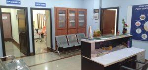 Clinic Hospital Sri satya Dental hospital
