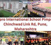 Elpro International School Pimpri-Chinchwad Link Rd, Pune, Maharashtra Banner