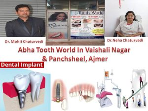Abha Tooth World Doctors Banner, One of Best Dental Clinic in Ajmer