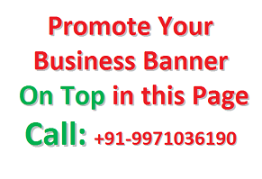 Promote your business banner