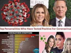 Top Personalities Who Have Tested Positive For Coronavirus